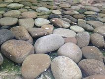 Imagen común de rocas Foto de archivo