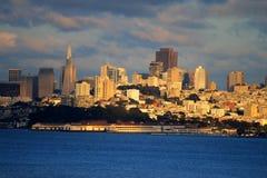 Imagen común de San Francisco, los E.E.U.U. fotos de archivo