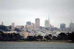 Imagen común de San Francisco, los E.E.U.U. fotografía de archivo