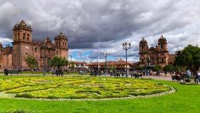 Imagen común del paisaje de Perú imagenes de archivo