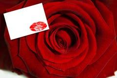 Imagen compuesta del cierre del extremo para arriba en los labios rojos magníficos Imagenes de archivo