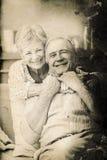 Imagen compuesta del fondo gris Foto de archivo libre de regalías