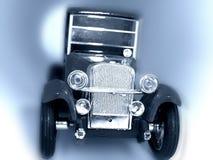 Imagen conceptual del coche viejo. Fotos de archivo libres de regalías