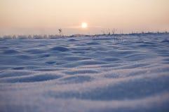 Imagen conceptual del invierno. Imágenes de archivo libres de regalías