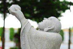 imagen de Buda del oro en Tailandia Imagen de archivo libre de regalías