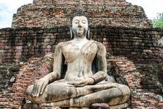 Imagen de Budda que se sienta Imagenes de archivo