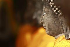 Imagen de Buddha de la cara Foto de archivo libre de regalías