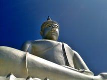 Imagen de buddha en Tailandia Foto de archivo