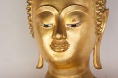 Imagen de Buddha en templo Foto de archivo
