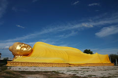 Imagen de descanso de Buda Imagenes de archivo