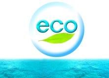 Imagen de Eco Imagen de archivo