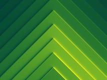 Imagen de fondo abstracta geométrica verde Foto de archivo