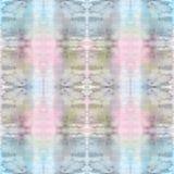 Imagen de fondo abstracta de la acuarela - composición decorativa U Foto de archivo