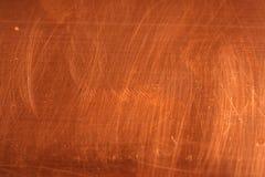Imagen de fondo de cobre Fotos de archivo libres de regalías