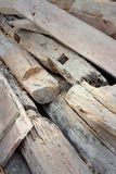Imagen de fondo de la madera vieja de la naturaleza Fotos de archivo libres de regalías