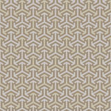Imagen de fondo inconsútil de la línea de la cruz del triángulo de la flecha de la geometría del marrón del vintage Foto de archivo