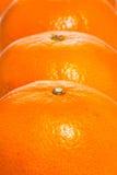 Imagen de frutas anaranjadas Fotografía de archivo libre de regalías