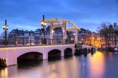 Puente flaco Fotografía de archivo