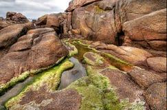 Imagen de HDR si un pedazo de naturaleza hermosa cerca del Imagen de archivo libre de regalías