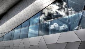 Imagen de High Dynamic Range de la arquitectura en Amsterdam Foto de archivo