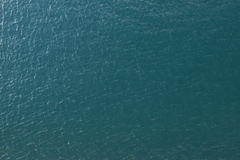 Imagen de la antena de la textura del agua Foto de archivo
