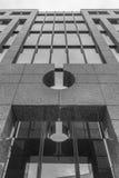 Imagen de la arquitectura de un edificio del negocio en Regensburg Foto de archivo libre de regalías
