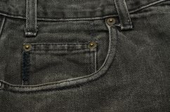 Imagen de la definición de la textura de los vaqueros alta fotografía de archivo libre de regalías