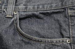 Imagen de la definición de la textura de los vaqueros alta foto de archivo