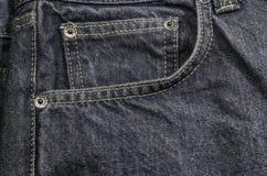 Imagen de la definición de la textura de los vaqueros alta imagenes de archivo