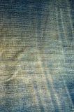 Imagen de la definición de la textura de los vaqueros alta fotos de archivo