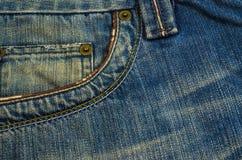 Imagen de la definición de la textura de los vaqueros alta imágenes de archivo libres de regalías