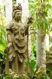 Estatua de Budhha Fotografía de archivo