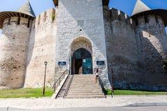 Imagen de la fortaleza de Soroca Imagenes de archivo