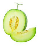Imagen de la fruta del melón Imagen de archivo