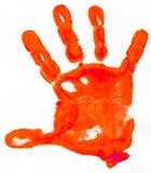 Imagen de la mano stock de ilustración