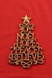 Imagen de la Navidad foto de archivo