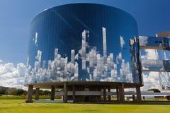 La oficina Brasilia del Procurador General de la República fotos de archivo libres de regalías