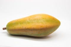 Imagen de la papaya Fotos de archivo