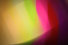 Imagen de la pelusa y de los parásitos atmosféricos de la TV Imagen de archivo