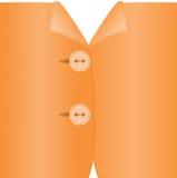 Imagen de la ropa abrochada Imagen de archivo libre de regalías