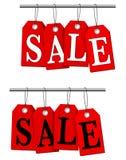 Imagen de la venta de las compras ilustración del vector