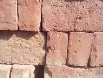 Imagen de los ladrillos imagen de archivo libre de regalías