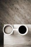 Café de consumición Fotografía de archivo
