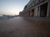 Imagen de Ostende, con su galería real neoclásica fotografía de archivo