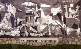 Imagen de Picasso Guernica imágenes de archivo libres de regalías