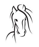 Imagen de un caballo Fotos de archivo libres de regalías
