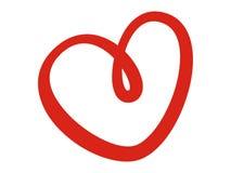 Imagen de un corazón stock de ilustración