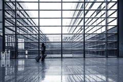 Imagen de ventanas en el edificio de oficinas Fotos de archivo