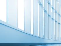 Imagen de ventanas en el edificio de oficinas del morden Imagen de archivo