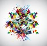 Imagen del arte abstracto Libre Illustration
